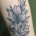 LILY _ TATTOO BY MONSIEUR YOH